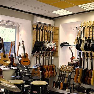 Музыкальные магазины Петушков