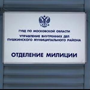 Отделения полиции Петушков