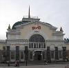 Железнодорожные вокзалы в Петушках