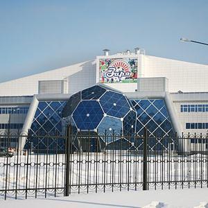 Спортивные комплексы Петушков